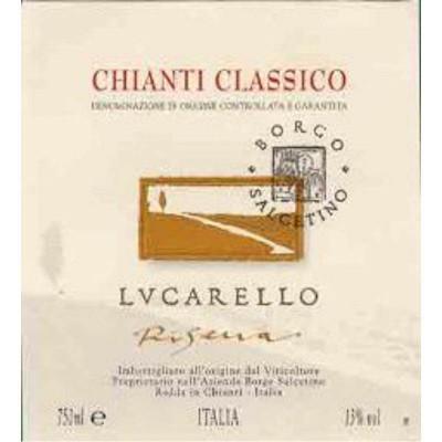 Chianti Classico Borgo Salcetino Riserva Lucarello 2013